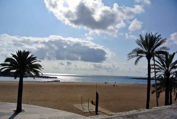 Barcelona Espanha praia