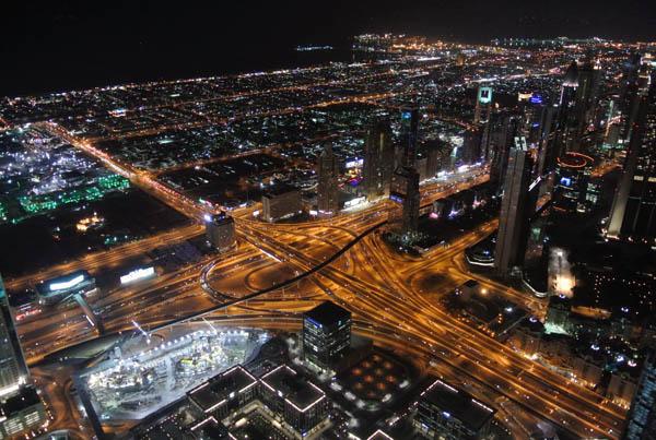 Dubai Burj Khalifa Emirados Arabes Asia