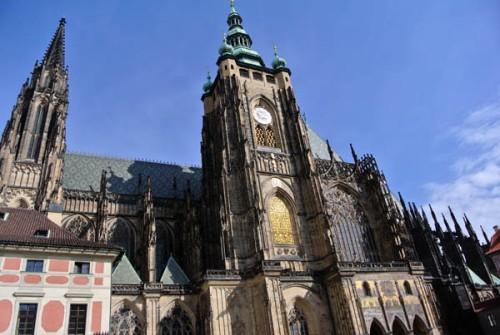 Praga castelo Republica Tcheca