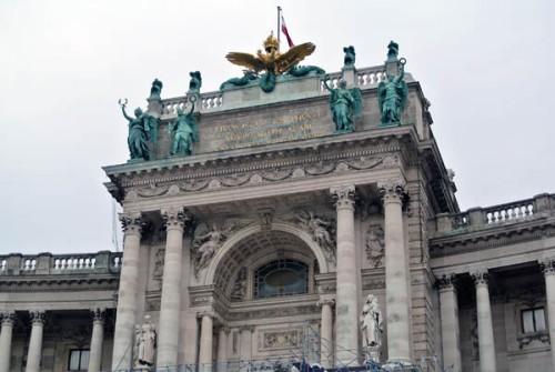 Viena Palacio Hofburg Austria