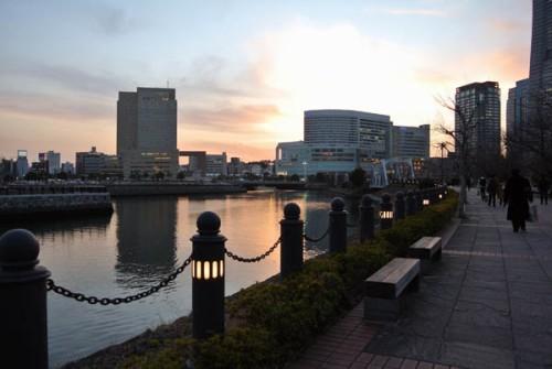 Yokohama Nishamichi Promenade Japao
