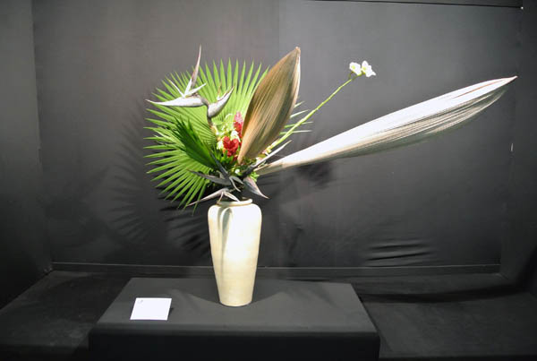Festival do Japao 2015 ikebana