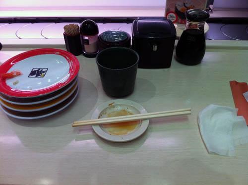 Genki sushi Kawasaki Japao