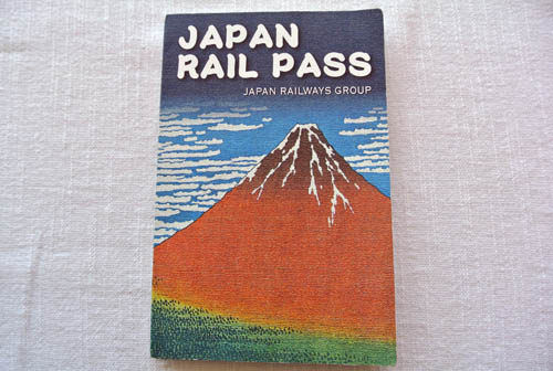 JR Rail Pass Japao