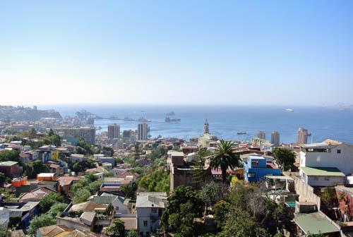 La Sebastiana Valparaiso Chile