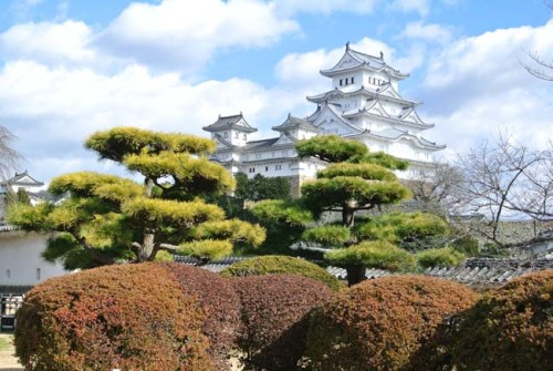 Himeji Castelo Japao