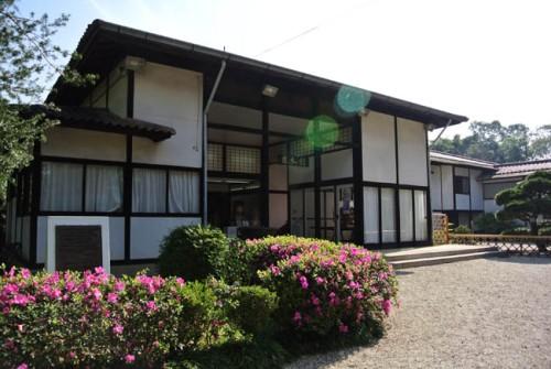 Pavilhao Japones entrada