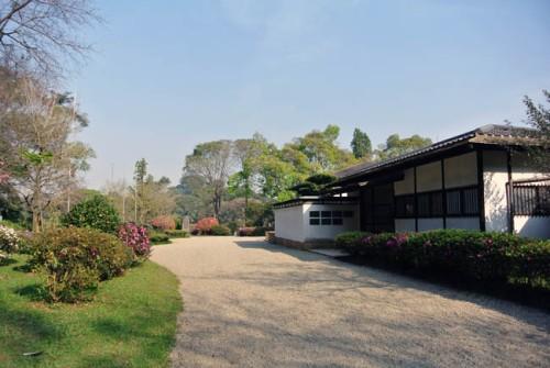 Pavilhao Japones Parque Ibirapuera