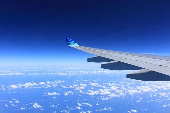 aviao viagem