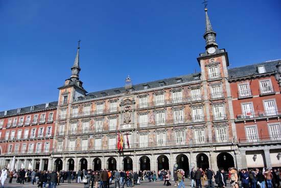 Madri_PlazaMayor_Espanha