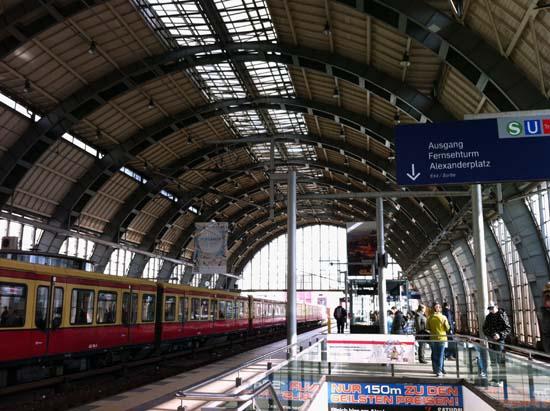 Berlim trem Alemanha Europa