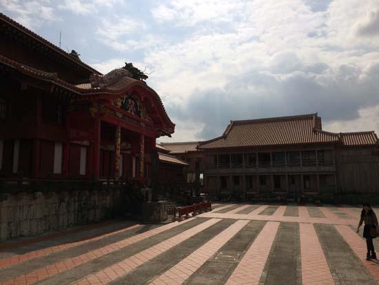 Castelo de Shuri Naha Okinawa Japão