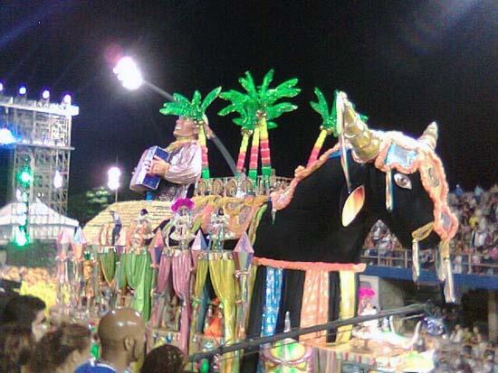 Carnaval Sambodromo Anhembi Sao Paulo