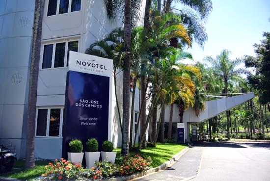 Novotel Sao Jose dos Campos hotel SP
