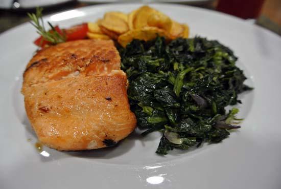 Novotel Sao Jose dos Campos SP jantar