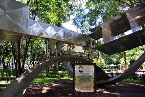 Parque Santos Dumont 14-Bis SJC SP