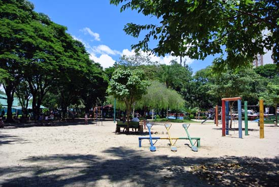 Parque Santos Dumont Sao Jose dos Campos SP