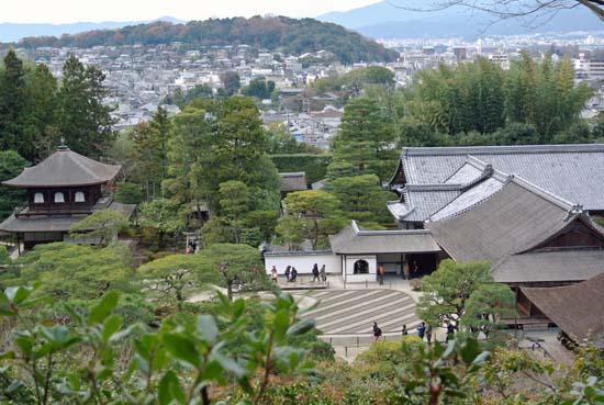 Ginkakuji templo Kyoto Japao