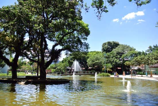 Sao Jose dos Campos Parque Santos Dumont SP