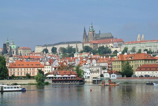 Castelo de Praga Republica Tcheca Europa