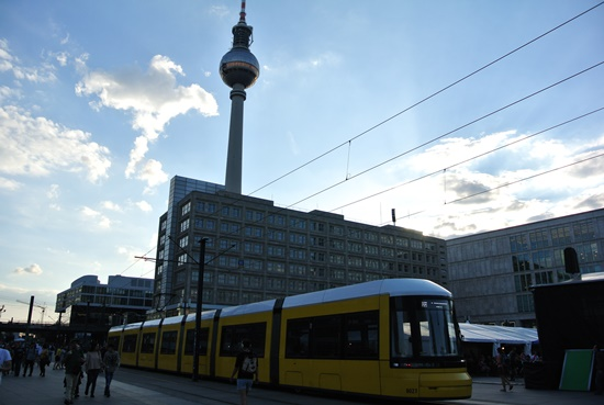 Park Inn Berlin Alexanderplatz Alemanha