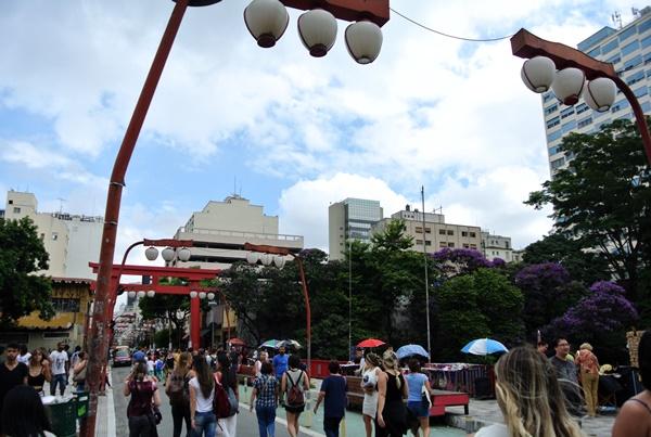 Bairro da Liberdade Rua Galvao Bueno Sao Paulo SP