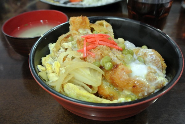 Katsudon restaurante Espaco Kazu Liberdade SP