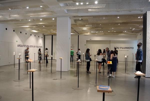 Mostra Sou Fujimoto Japan House SP
