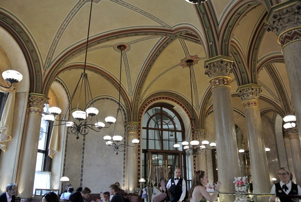 Viena Cafe Central Europa