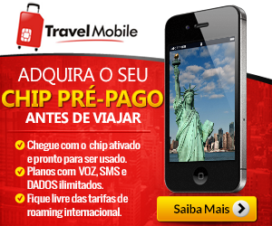 Travel Mobile chip internacional internet